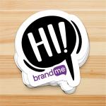 Sticker-Hi-BrandMe