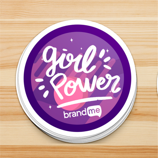 Sticker-Girl-Power-BrandMe