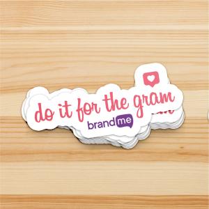 Sticker-Do-It-For-The-Gram-BrandMe