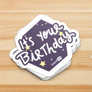 It´s Your Birthday Sticker