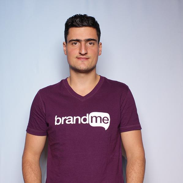 Camiseta-Para-Hombre-BrandMe